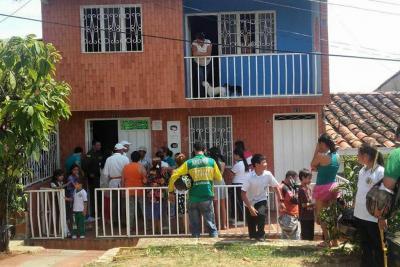 Una mujer se suicidó en el barrio José Antonio Galán