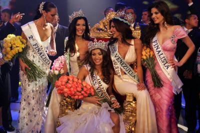 Prostitución y vínculos con el chavismo, las razones para suspender el Miss Venezuela