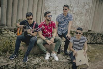 Contravía Band suena con su sexto sencillo