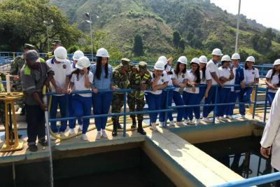 El municipio celebró el 'Día Mundial del Agua'