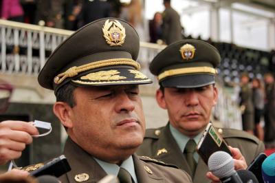 Policía Nacional anunció su plan de seguridad durante la Semana Mayor
