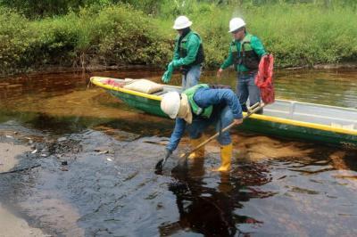 Procuraduría citó a Ecopetrol, Minambiente y la Anla por derrame de crudo en Santander