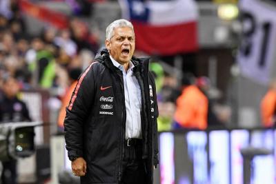 Reinaldo Rueda debutó con victoria al mando de Chile