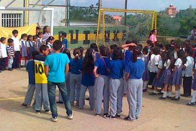 Institución de la vereda El Guamo será adecuada por la Alcaldía local