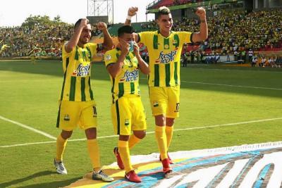 Un brillante Atlético Bucaramanga goleó 4 a 1 a Alianza Petrolera