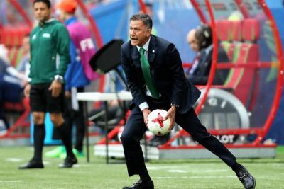 Osorio critica a Croacia por no alinear a sus figuras