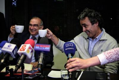 De la Calle consultará al CNE sobre una posible alianza con Fajardo