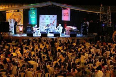 Inicia XXI Festival de Música Colombiana, Andina y Sacra
