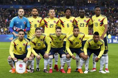 Selección Colombia está lista para enfrentar a Australia