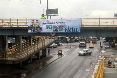 Accidentes de tránsito en Semana Santa dejan 33 muertos en Colombia