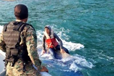 Dos muertos en naufragio con migrantes ilegales entre Panamá y Colombia