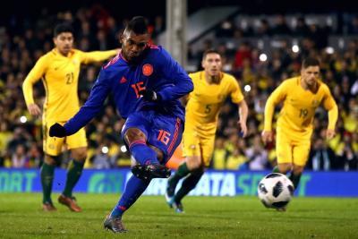 Colombia empató, pero dejó buenas sensaciones