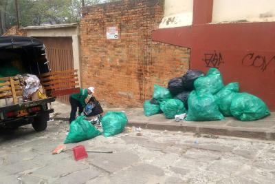 El Viernes Santo no habrá recolección de residuos