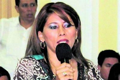Por corrupción dictan condena a exalcaldesa de San Vicente de Chucurí