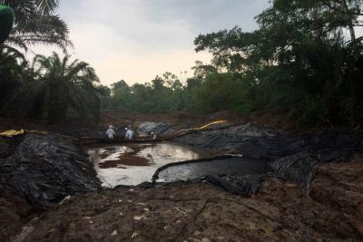 Recuperación ambiental por derrame de crudo en Santander tardará varios años: Anla