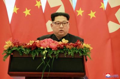 Líder norcoreano espera con ansias reunión con Donald Trump