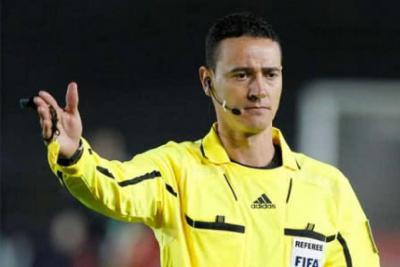 La Fifa confirmó que Wilmar Roldán será árbitro en el Mundial de Rusia
