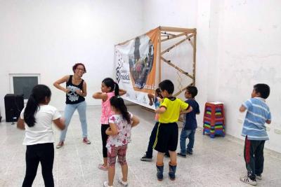 La Alcaldía de Lebrija desarrolla  actividades culturales para los niños