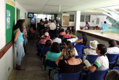 Las 5 EPS con más deudas a la red de salud de Bucaramanga