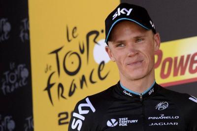 Tribunal antidopaje de la UCI analizará el positivo de Chris Froome