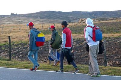 Censo a venezolanos en Bucaramanga iniciará este viernes en 4 puntos