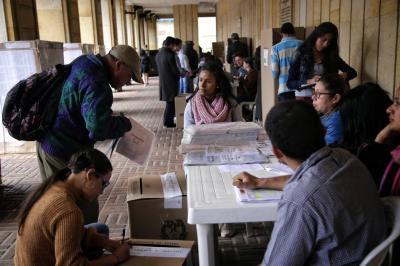 MOE solicitó la adecuada destrucción de los formularios para las consultas