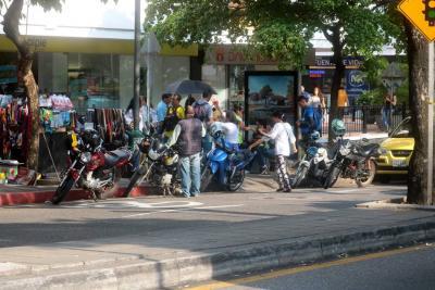 El mototaxismo 'hace carrera' en Bucaramanga