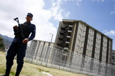 Se fugaron dos presos de la Cárcel La Picota