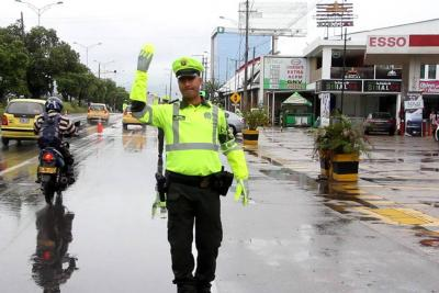 Tranquilidad en las vías de Santander, reporta la Policía