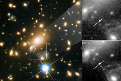 Conozca la estrella más lejana observada hasta hoy