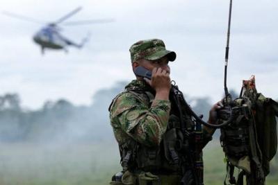 En la frontera con Venezuela cae temido cabecilla del Eln