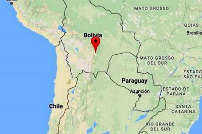 Un sismo se sintió en varias ciudades de Brasil