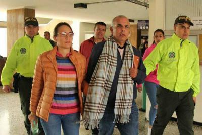 Alcalde de Barrancabermeja afrontará juicio en libertad