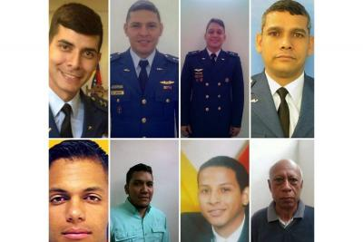 """Corte marcial venezolana anula sentencia a militares implicados en """"golpe azul"""""""