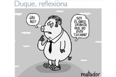 """El caricaturista """"Matador"""" denunció amenazas en su contra en redes sociales"""