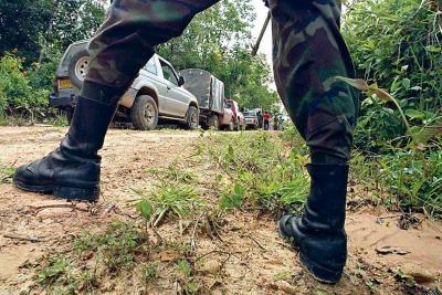 Fueron liberados los cuatros secuestrados en municipio de Teorama