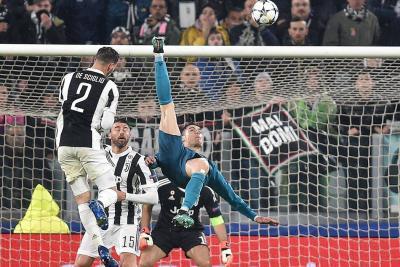 Real Madrid y Bayern, a un paso de las semifinales