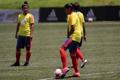 Tres santandereanas estarán en la Copa América Femenina