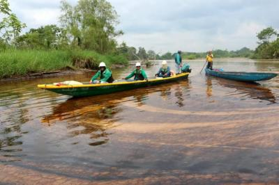 Ecopetrol llega a un acuerdo con pescadores afectados por derrame de petróleo en Santander
