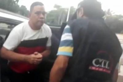 A prisión sujeto acusado de propinarle brutal golpiza a su pareja en Santander