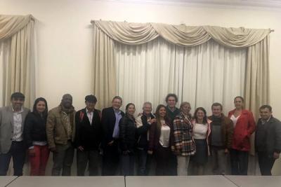 Concluye reunión entre las Farc y el Eln en Quito