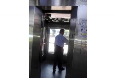 Ascensor de Metrolínea duró 11 días sin servicio