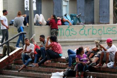 Definen 3 sitios para censar a venezolanos en Bucaramanga