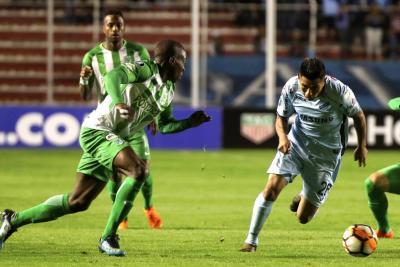 Mala jornada para Santa Fe y Nacional en la Libertadores