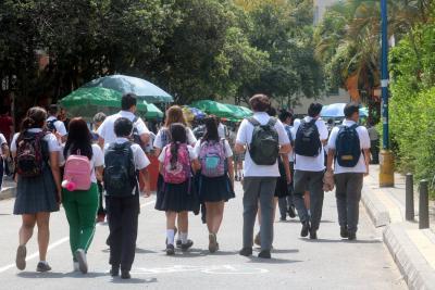 Bullying, embarazo y microtráfico reinan en riesgo escolar en Bucaramanga