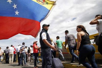 Creció un 800 % número de venezolanos que pidieron asilo