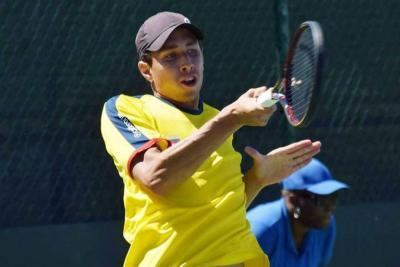 Santandereano Daniel Galán igualó la serie ante Brasil por la Copa Davis