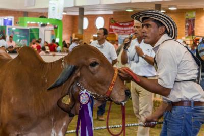 """""""Seminario internacional de carne y leche"""" en Agroferia de Cenfer"""