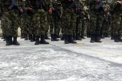Fiscalía investiga muerte de soldado en zona de frontera