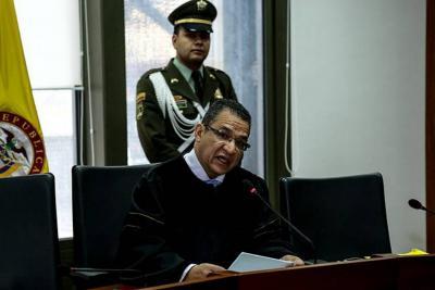 El fuero del magistrado Gustavo Malo en manos de la Cámara de Representantes